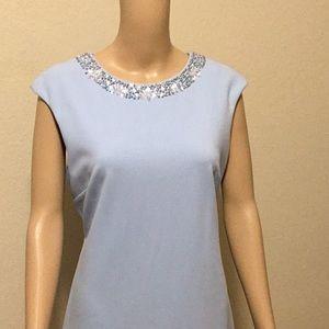 NWT Tahari Embellished Dress